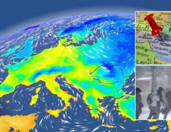 Se întoarce iarna! Un val de aer polar loveşte România. Când vine urgia