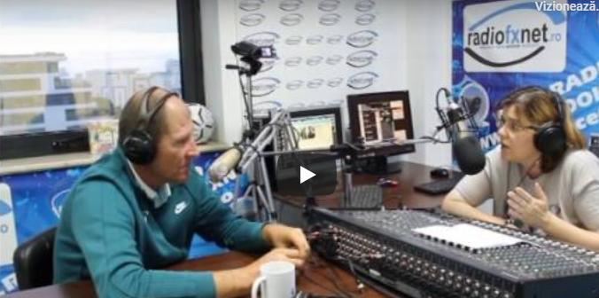 Niculeasca in Online invitat Adrian Marcu la Radio Fx Net