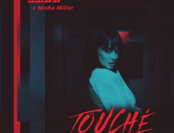 SICKOTOY prezintă Touche, o colaborare fresh cu Misha Miller!