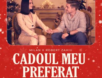 Colinde time: Milan x Robert Zahiu – Cadoul meu preferat (Sunetul meu preferat cover)