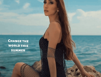 AnnJo – Change the world this summer